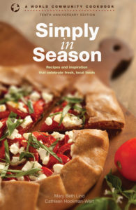 Cover of Simply in Season by Mary Beth Lind and Cathleen Hockman-Wert