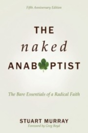 Cover of The Naked Anabaptist