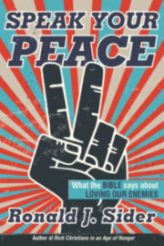 Cover of Speak Your Peace